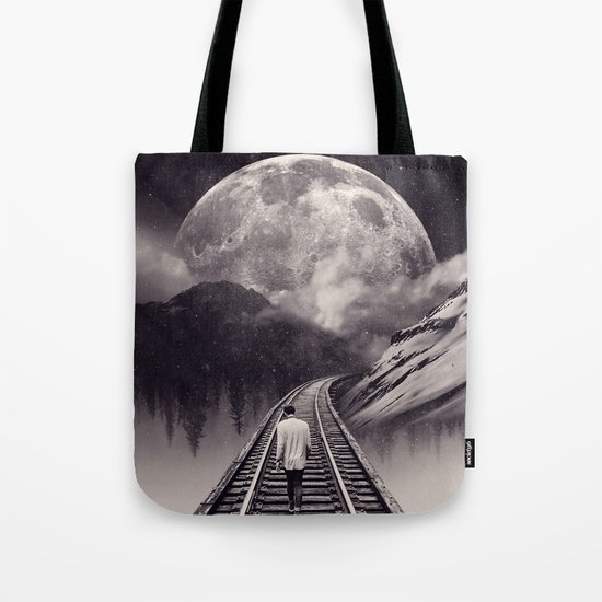 Whimsical Journey Tote Bag
