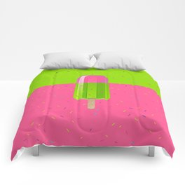 Ice Stick Party Comforters