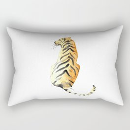 Eye of the Tiger Rectangular Pillow