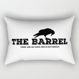The Barrel Rectangular Pillow