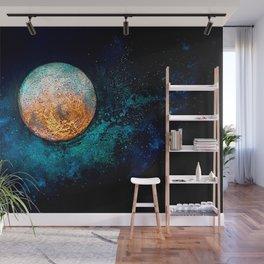 Mars and Luna Wall Mural