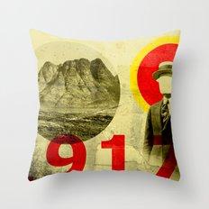 1917 Throw Pillow