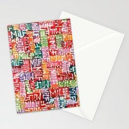 M.I.L.F. Stationery Cards