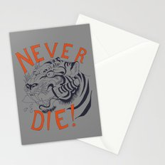 Never Die! Stationery Cards