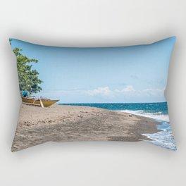Sea Kayak Pointed East Rectangular Pillow
