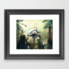 ARMY OF 3 Framed Art Print