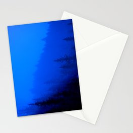 Blue Mist - Kenai Peninsula, Alaska Stationery Cards