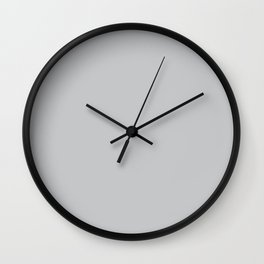 Sterling Luna Song Wall Clock