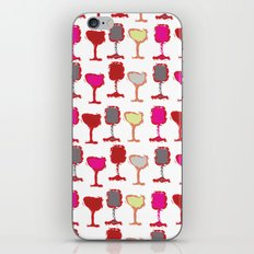 Wine Down iPhone & iPod Skin