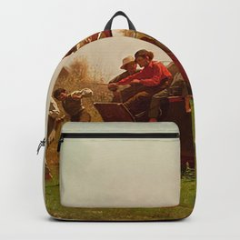 Old Stagecoach Backpack