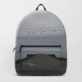northern melancholy Backpack