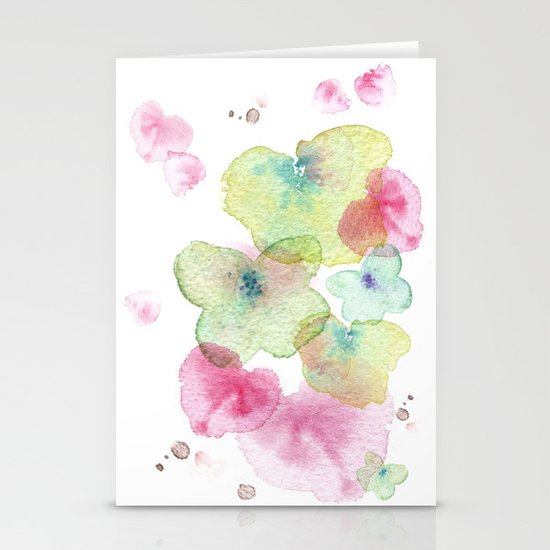 Butterfly effect 2 Stationery Cards