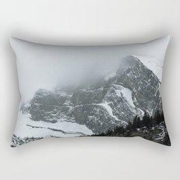 Swiss Fog VIII Rectangular Pillow