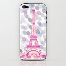 Tour Rose iPhone & iPod Skin
