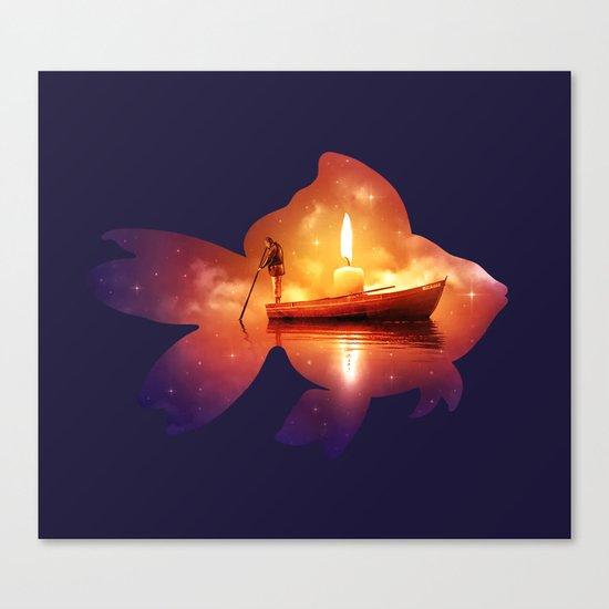 Wish Keeper Canvas Print