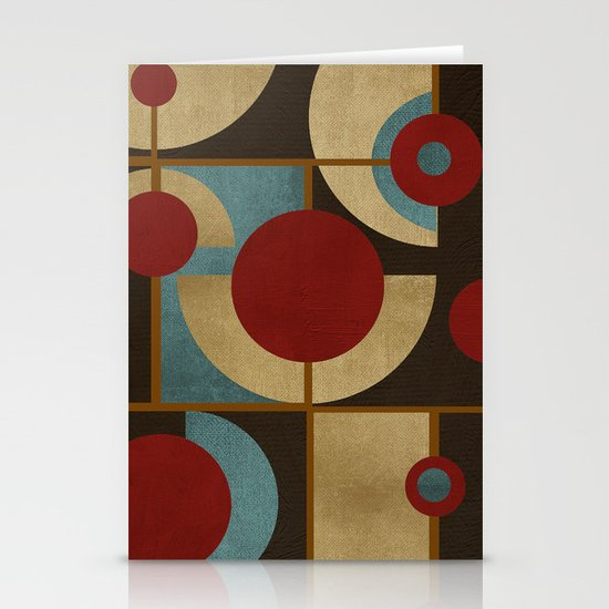 Textures/Abstract 98 Stationery Cards