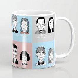 Sad Movie Couples Coffee Mug