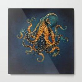 Underwater Dream IV Metal Print