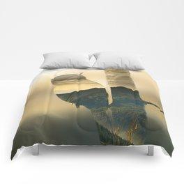 great mountain Comforters