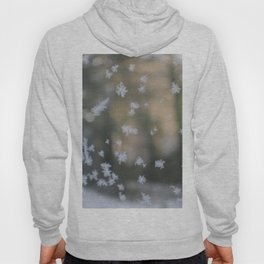 "It's frosty ""Ice Flower"" #2 #art #society6 Hoody"