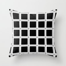 Box - think outside of it! Throw Pillow