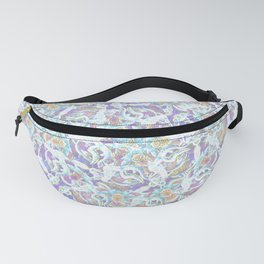 Ring of Angels Pattern Fanny Pack