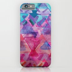 Overlapping Triangles 3 iPhone 6s Slim Case