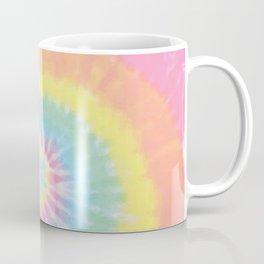 Pastel Tie Dye Coffee Mug