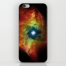 Curves of Pursuit iPhone & iPod Skin