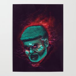 Ruthless Mastermind Poster