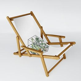greenhouse with plants Sling Chair