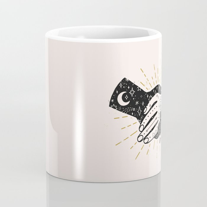 Hold On Coffee Mug