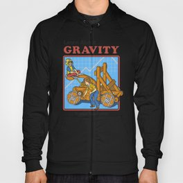 LEARN ABOUT GRAVITY Hoody