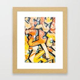not_change_pic 2 Framed Art Print
