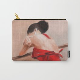 The Red Dress Carry-All Pouch
