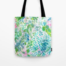 Entwined in Love Tote Bag