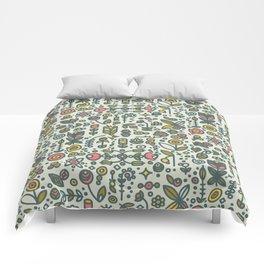 36dot Flower Garden Comforters