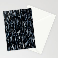 Stopping By Woods on a Snowy Evening Stationery Cards