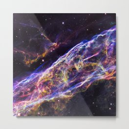 Witch's Broom Nebula Metal Print