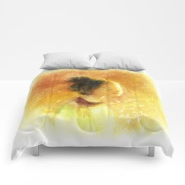 Girl with the Sunshine Comforters
