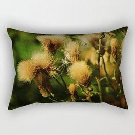Thistle Burst Rectangular Pillow