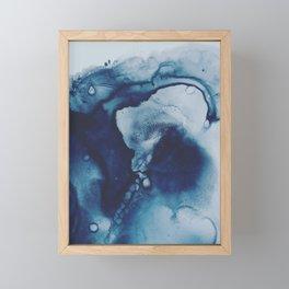 Seeking Peace Framed Mini Art Print
