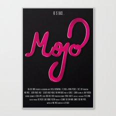 Mojo. Canvas Print