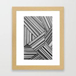 BHEDA Framed Art Print