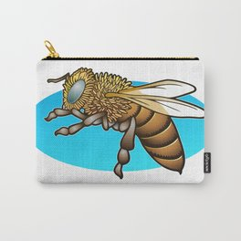 Zzoe, my favorite bee Carry-All Pouch
