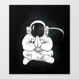 NAMASPACE Canvas Print