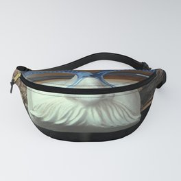The Brown Nose - Feeling Blue Fanny Pack