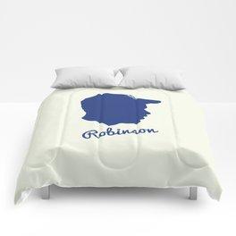 Jackie Robinson Comforters