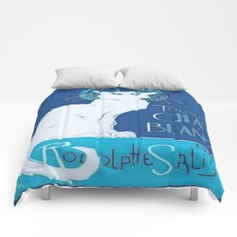 Le Chat Blanc Comforters