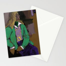 Woman II Stationery Cards
